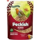 Peckish Robin Bird Seed and Insect Mix, 1 kg