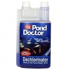 TAP POND DOCTOR DECHLORINATOR SAFE WATER KOI FISH TREATMENT CHLORINE CHLORAMINES (2.5 Litres)
