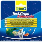 Tetra Test Strips Ammonia, Fast and Easy Results for Ammonia in Aquariums and Ponds in 10 Seconds - Pack of 25